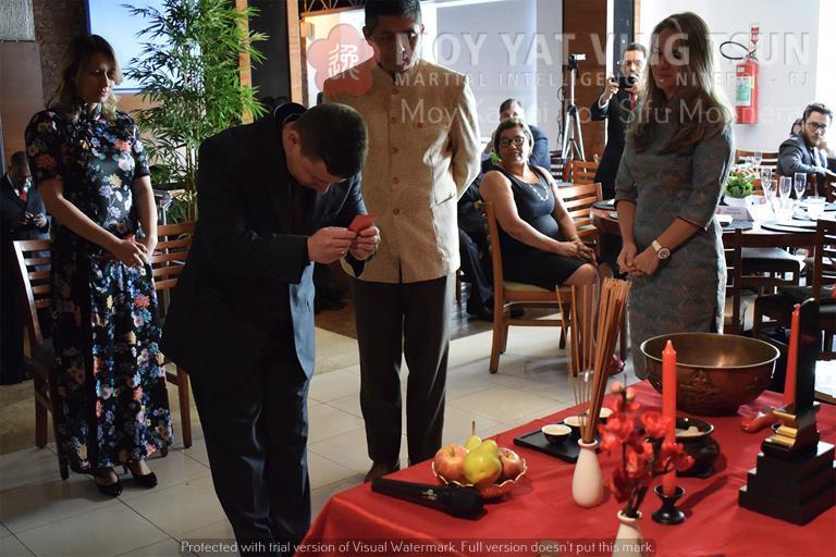 Cerimônia de Discipulado de Kamille Burns - moy yat ving tsun kung fu niteroi wing chun 58 - Cerimônia de Discipulado de Kamille Burns