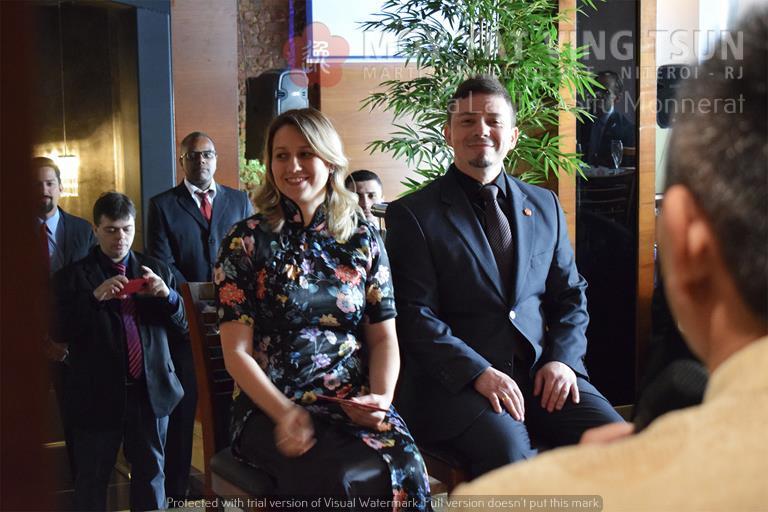 Cerimônia de Discipulado de Kamille Burns - moy yat ving tsun kung fu niteroi wing chun 60 - Cerimônia de Discipulado de Kamille Burns