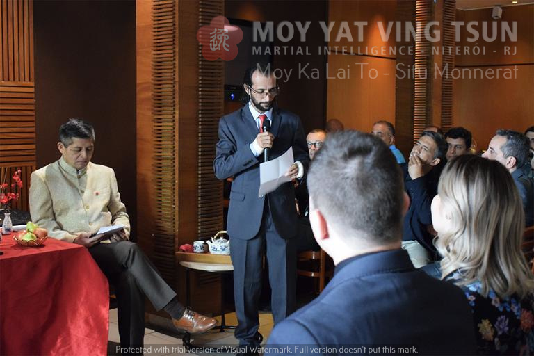 Cerimônia de Discipulado de Kamille Burns - moy yat ving tsun kung fu niteroi wing chun 62 - Cerimônia de Discipulado de Kamille Burns