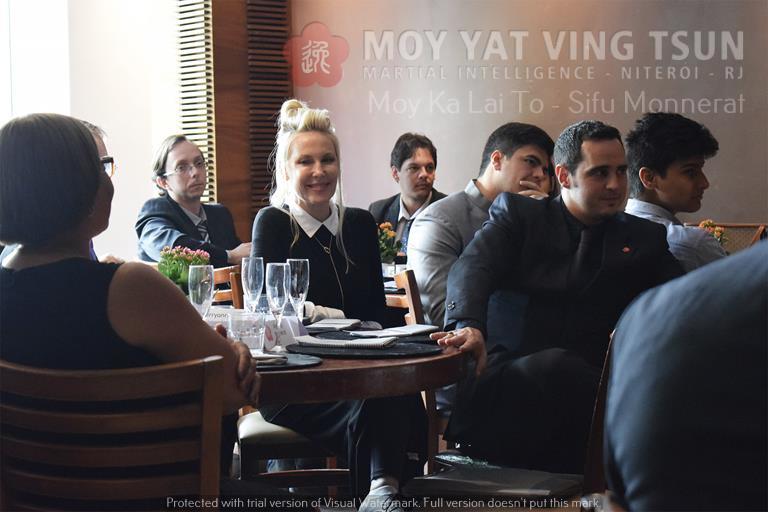 Cerimônia de Discipulado de Kamille Burns - moy yat ving tsun kung fu niteroi wing chun 64 - Cerimônia de Discipulado de Kamille Burns