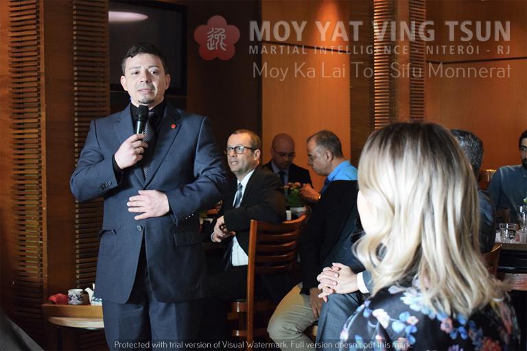Cerimônia de Discipulado de Kamille Burns - moy yat ving tsun kung fu niteroi wing chun 65 - Cerimônia de Discipulado de Kamille Burns