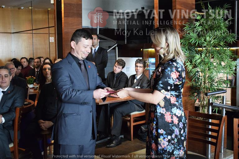 Cerimônia de Discipulado de Kamille Burns - moy yat ving tsun kung fu niteroi wing chun 66 - Cerimônia de Discipulado de Kamille Burns