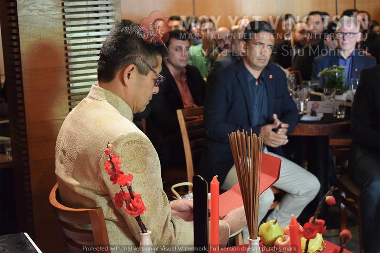 Cerimônia de Discipulado de Kamille Burns - moy yat ving tsun kung fu niteroi wing chun 67 - Cerimônia de Discipulado de Kamille Burns