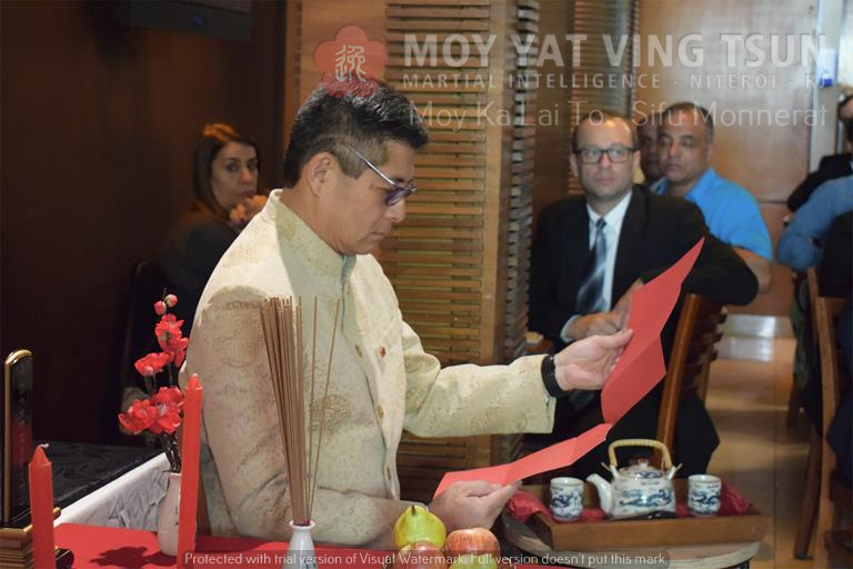Cerimônia de Discipulado de Kamille Burns - moy yat ving tsun kung fu niteroi wing chun 68 - Cerimônia de Discipulado de Kamille Burns