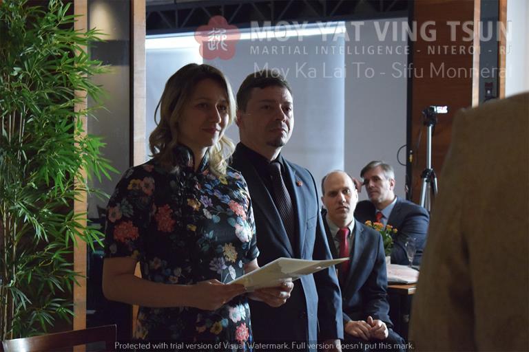 Cerimônia de Discipulado de Kamille Burns - moy yat ving tsun kung fu niteroi wing chun 79 - Cerimônia de Discipulado de Kamille Burns