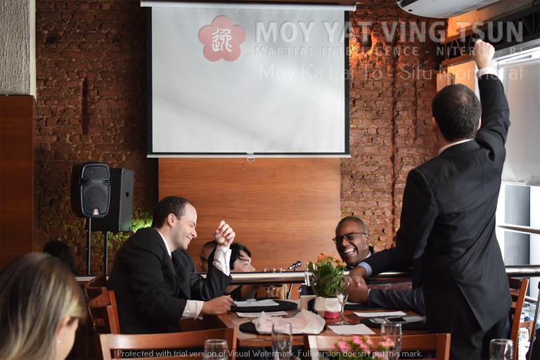 - moy yat ving tsun kung fu niteroi wing chun 9 - Fundação da Família Kung Fu em Niterói