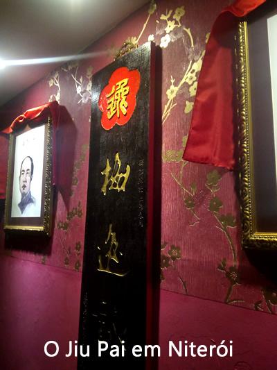 inauguração do núcleo de kung fu em niterói - professor kung fu niteroi rj - Inauguração do Núcleo de Kung Fu em Niterói