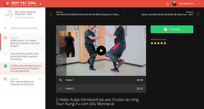 - apostila de wing chun kung fu vol 2 - Confirmação eBook Free