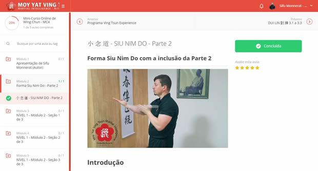 - mini curso de wing chun parte3 - Confirmação eBook Free
