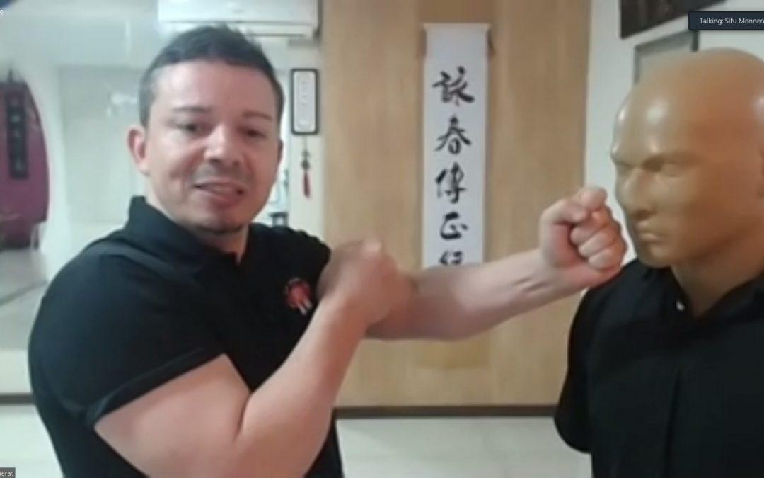 Aulas de Kung Fu em Casa nesta Quarentena